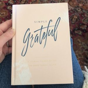 NWT SIMPLY grateful Journal